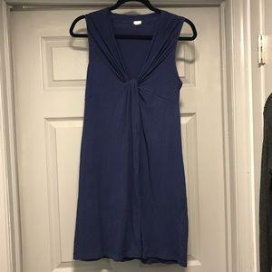 Navy Blue Dress. J.Crew. Sz Small